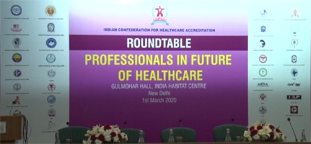 Indian Confederation for Healthcare Accreditation